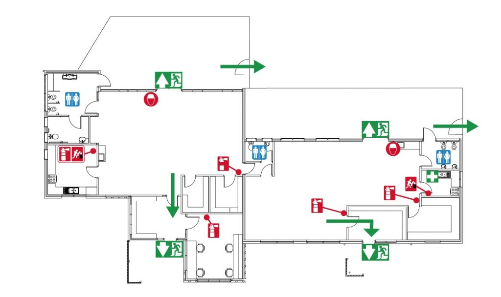 Emergency Evacuation Planning And Diagrams
